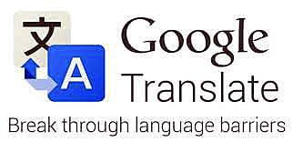 """""""Google Translate"""" transforma los teléfonos inteligentes en traductores instantaneos."""