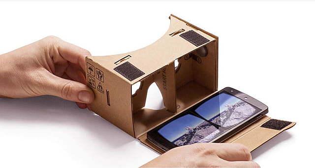 La Realidad Virtual llega a los mapas de Google.