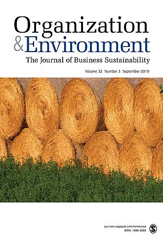 Revista Environment and Behavior