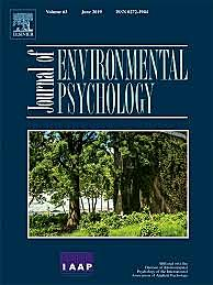 Journal of Environmental Psychology