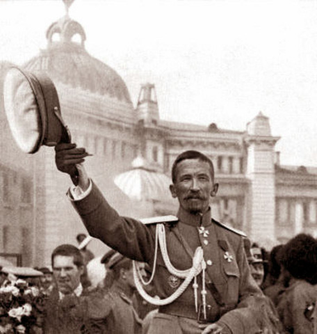 Beginning of Kornilov affair