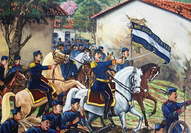 La conquista Española a partir de 1,525