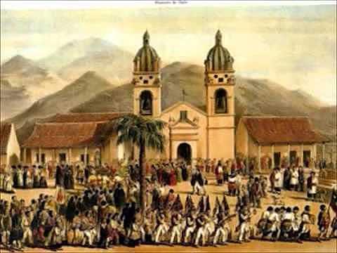 Colonia siglo XVIII