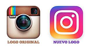 Instagram cambio de logo