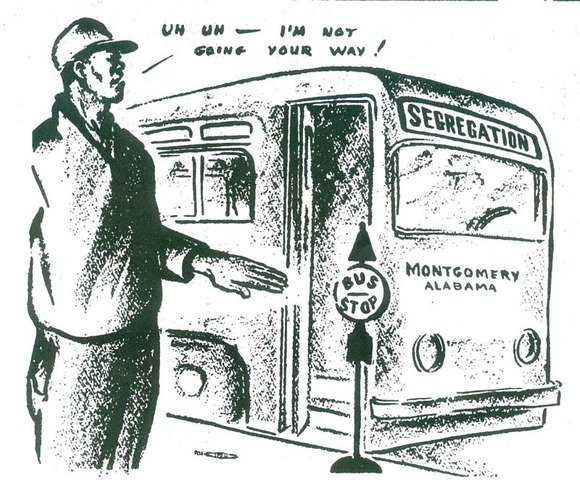 Montegomery Bus Boycott