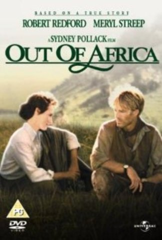 Out Of Africa  ( Meryl Streep)