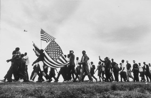 Selma to Montegomery March