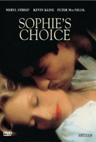Sophie's Choice (meryl Streep)