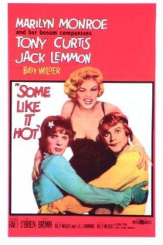 Some Like it Hot ( Marilyn Monroe)