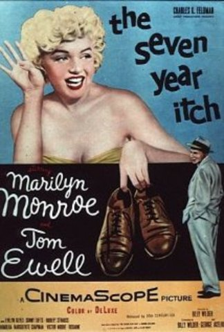The Seven Year Itch ( Marilyn Monroe)