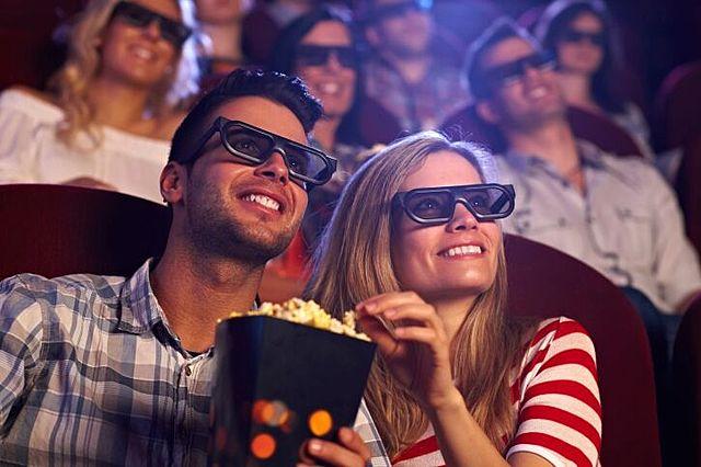Repercusión del cine 3D