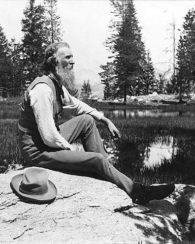 John Muir was Born