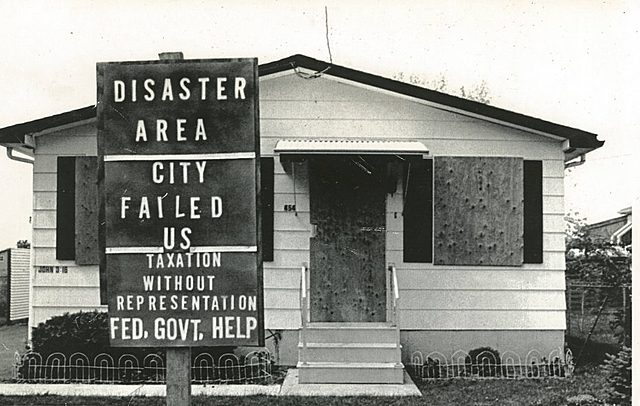 Love Canal, NY incident