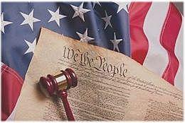 ¿Como nace el constitucionalismo en Estados Unidos?