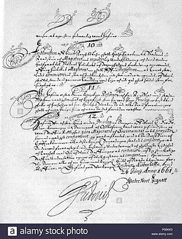 Carta de Privilegios