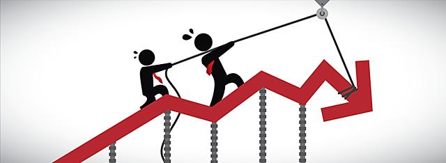 Se produce la gran crisis en Estrados Unidos, el foco del Marketing vuelve a cambiar.