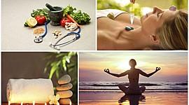 Línea de Tiempo Medicina Alternativa y Terapias Naturales timeline