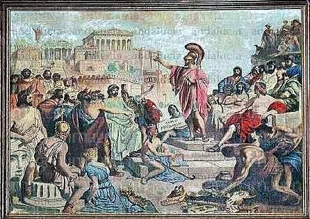 Los reyes y tiranos pierden el fundamento de su poder