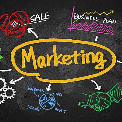 Historia del Marketing (Línea del tiempo) timeline