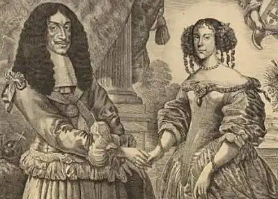 The Marriage of Charles II and Catherine of Braganza