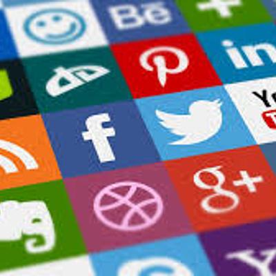 redes sociales timeline