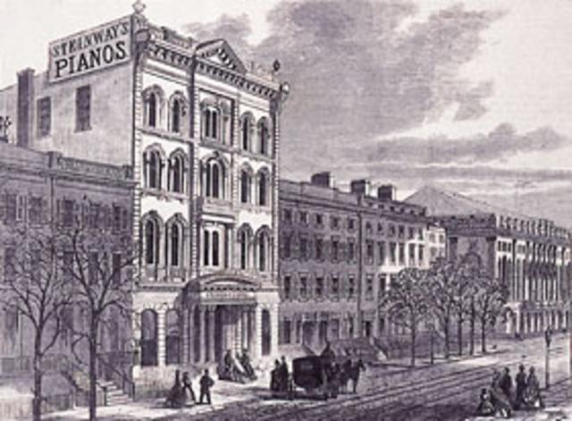 Steinway Music Hall