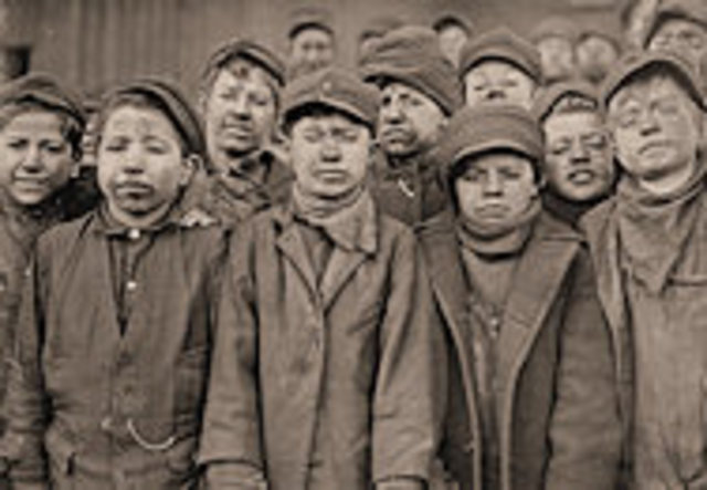 The Exoposure of Child Labor