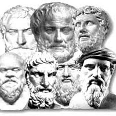 Linea del tiempo de Platon, Aristoteles, y Socrates  timeline