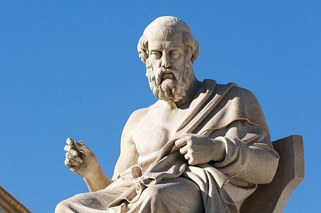 Platón muere