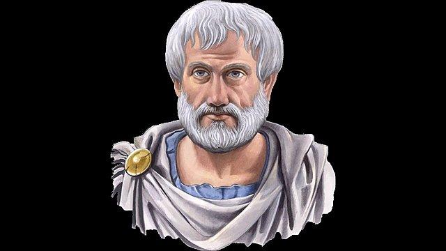 Nacimiento de Aristoteles