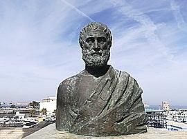 Muere Aristoteles