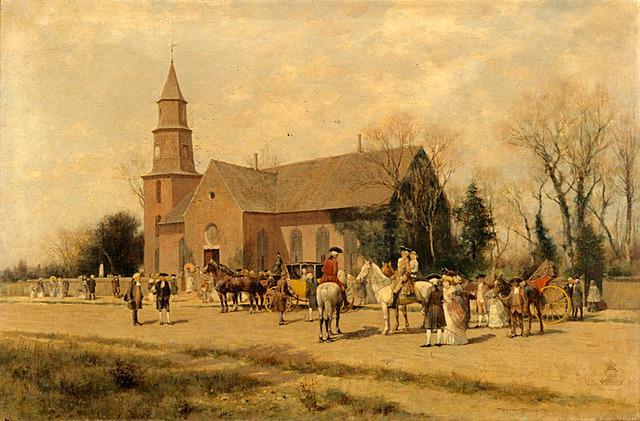 Carolina del sur como colonia dependiente