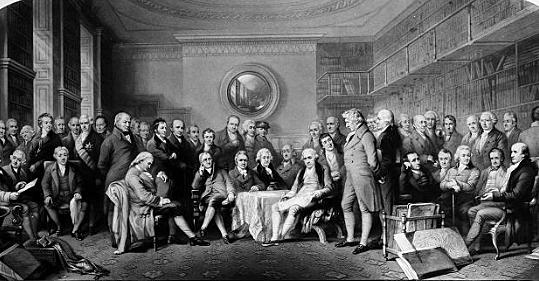 The Beginning of the Scientific Revolution