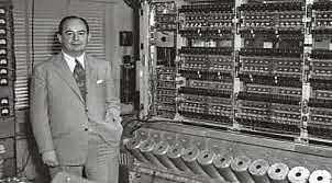 ENIAC Dr. John W. Mauchly y John Presper Eckert, Jr