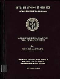 José de Jesús Salazar Cantú se convierte en el primer doctor graduado por el programa del Instituto de Investigaciones Sociales de la UANL.