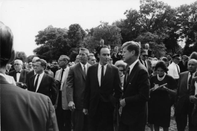 JFK's executive order, 1962