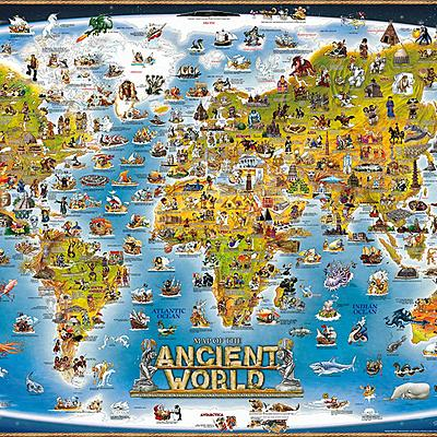 Ancient History Timeline