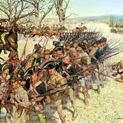 American Revolutionary timeline