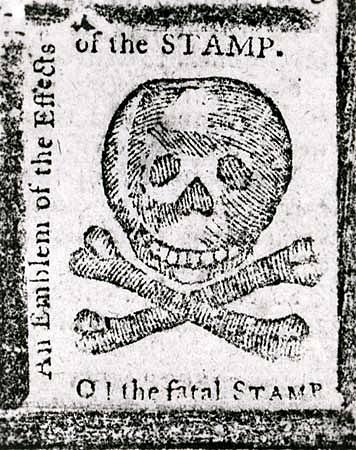 Stamp Act & colonists response