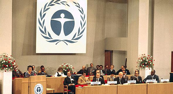 Conferencia Mundial sobre el Medio Ambiente