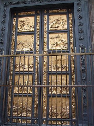 Lorenz Ghiberti's art