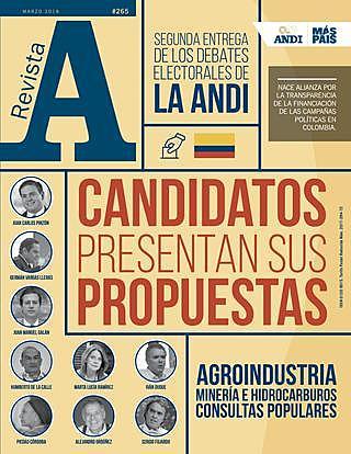 La organización moderna ANDI.