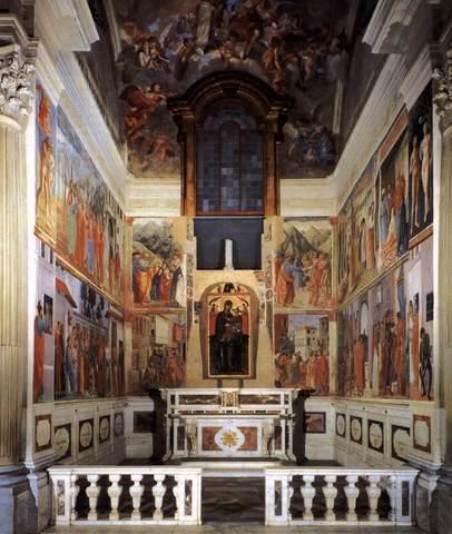 Masaccio's paintings