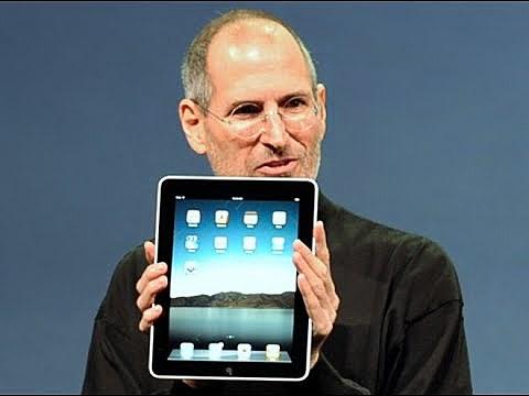 iPad Lanzamiento