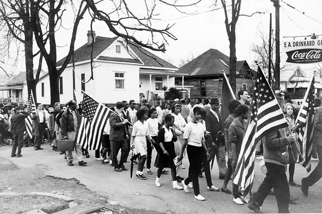 Selma to Montogermy March