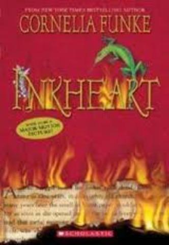 Ink Heart      by Cornelia Funke