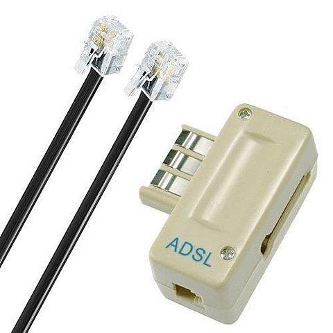 Première offre ADSL en France