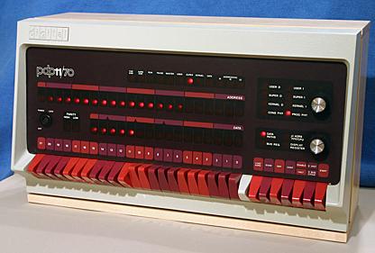 Unix en PDP-11/20