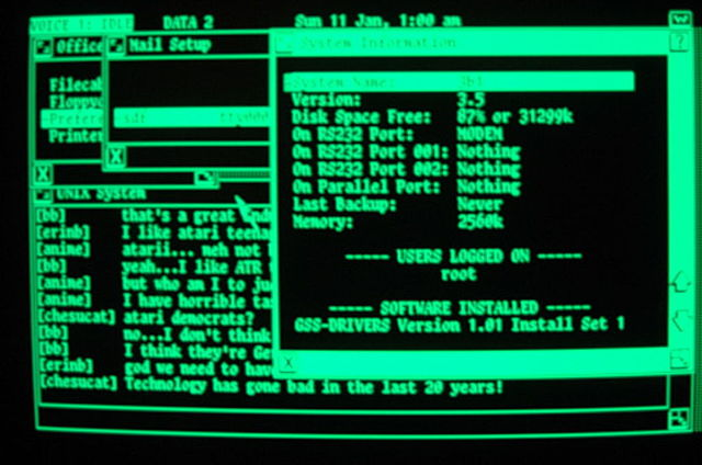 Unix System Release 2