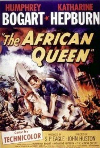 The African Queen (Katharine hepburn)